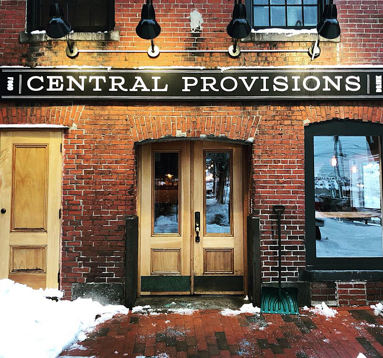 Central Provisions